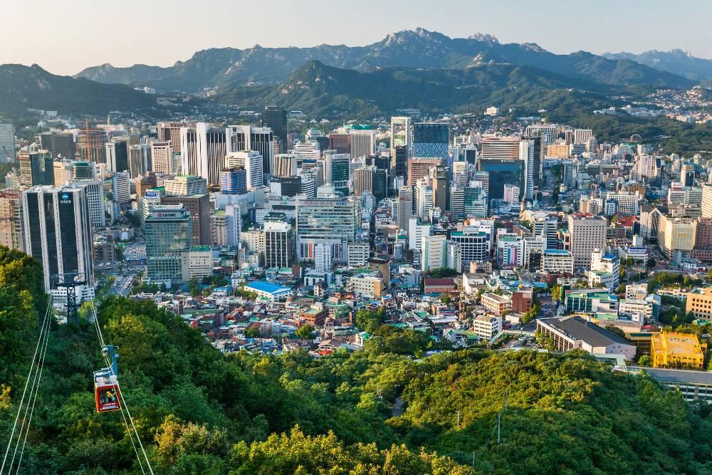 Seoul South Korea