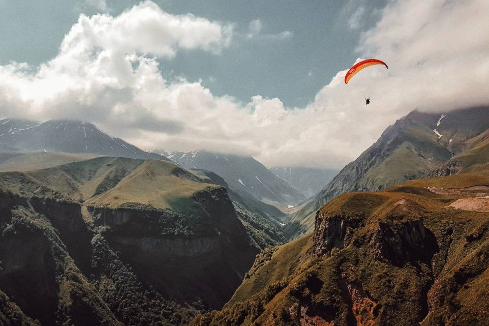 best places for paragliding in the world