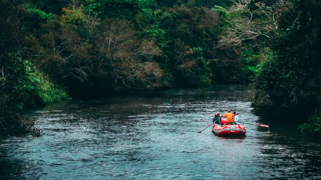 best places for rafting in world