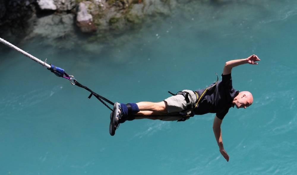 bungee jumping Rio Grande Bridge new mexico