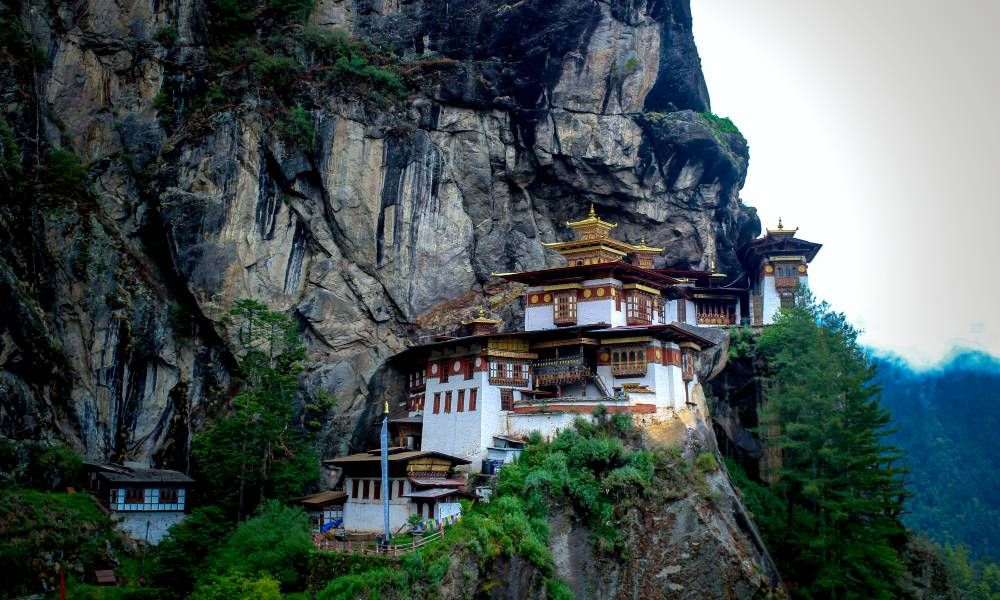 Bhutan - Cheapest foreign destination to travel from India