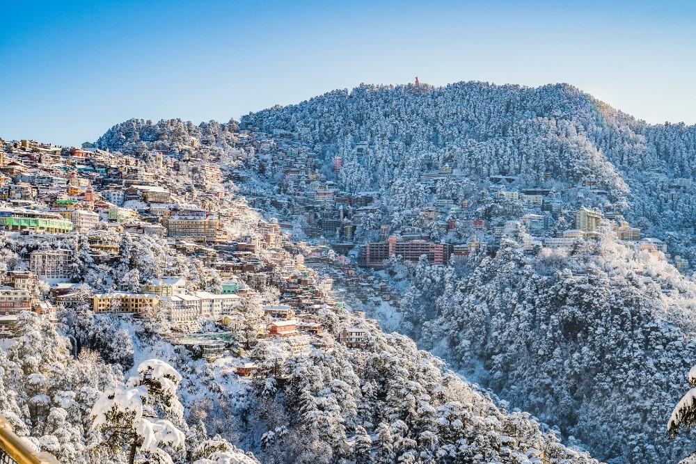Himachal Pradesh popular tourist destinations in India
