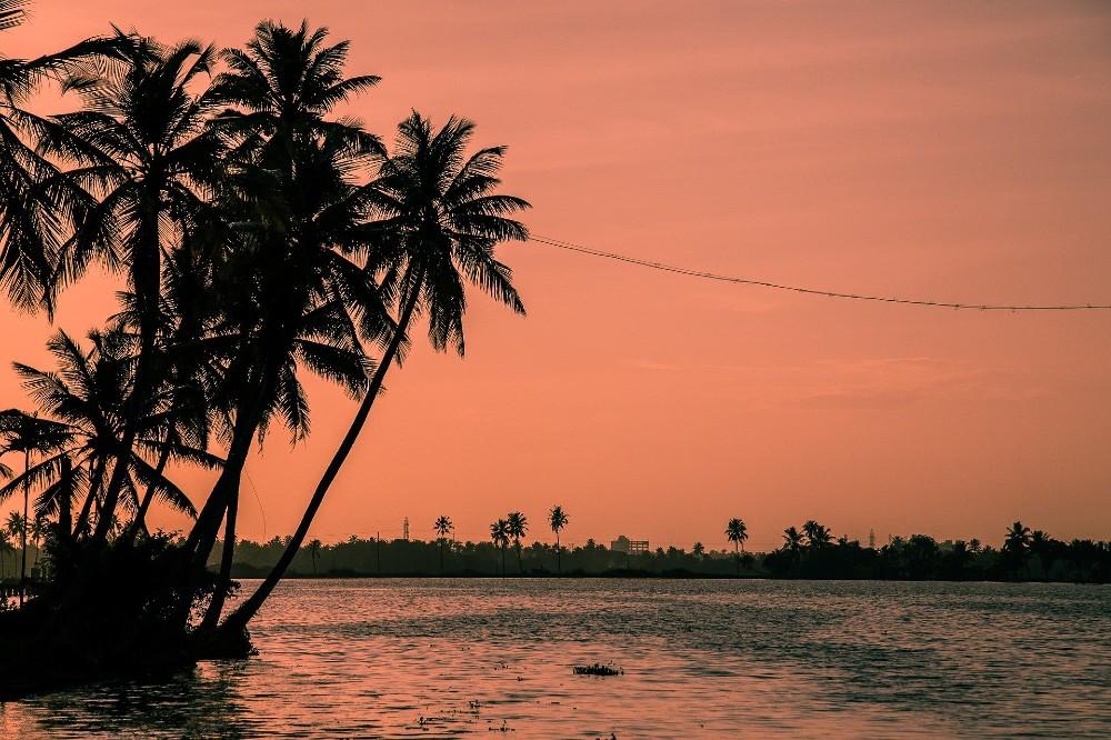 Kerala popular tourist destinations in India