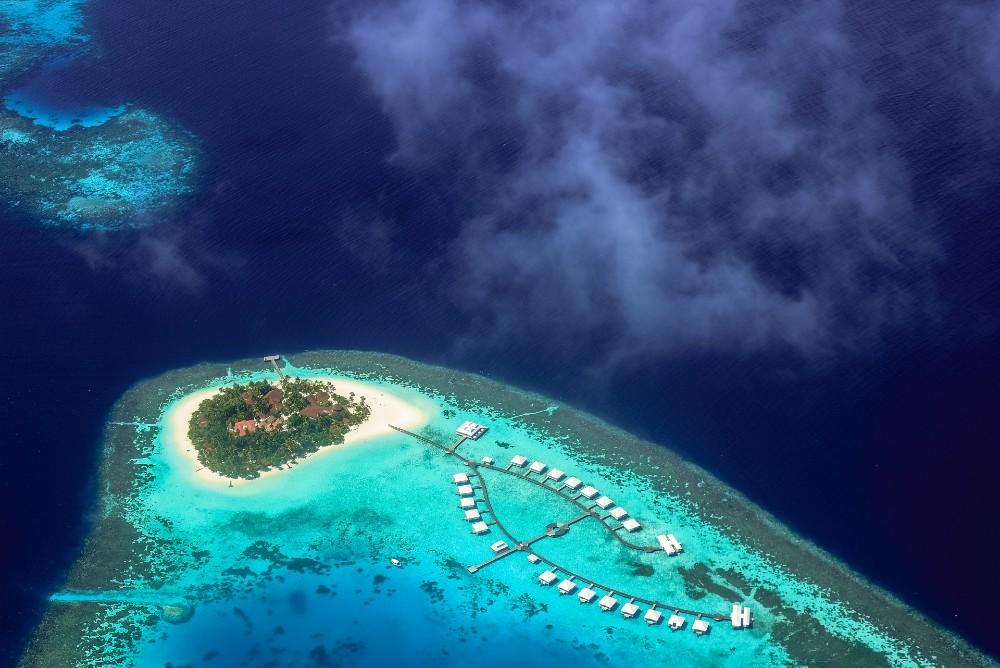 Male Island in the Maldives