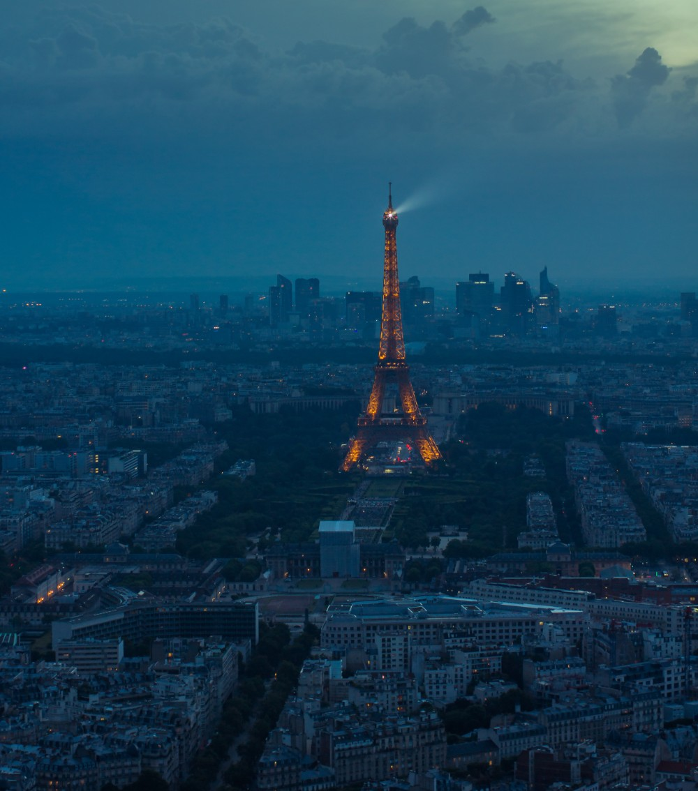 Paris best places to sightsee in the world