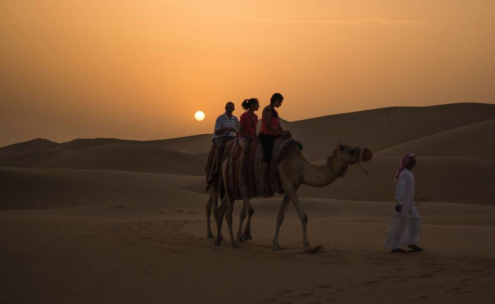 UAE - Cheapest foreign destination to travel from India