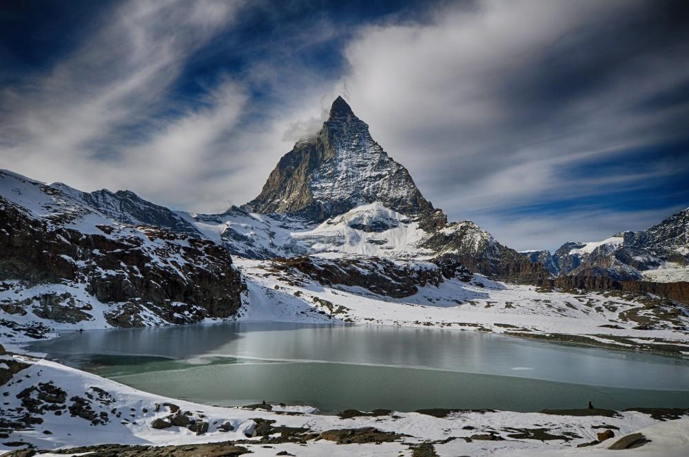 Zermatt best rock climbing place in the world