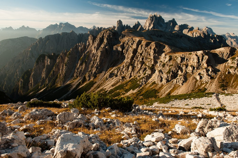 the dolomites best rock climbing place in the world