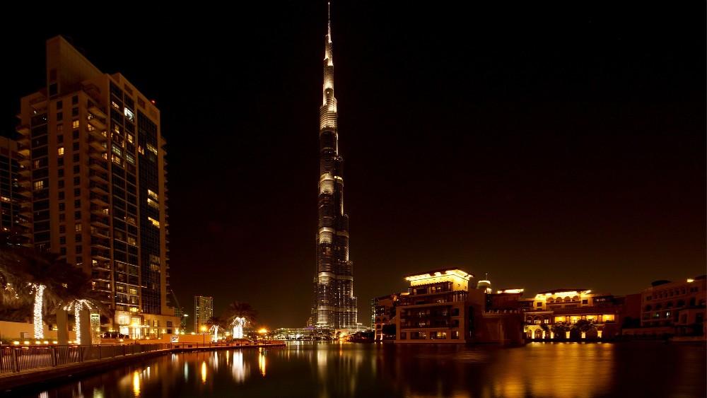 Burj Khalifa top 10 attractions in Dubai