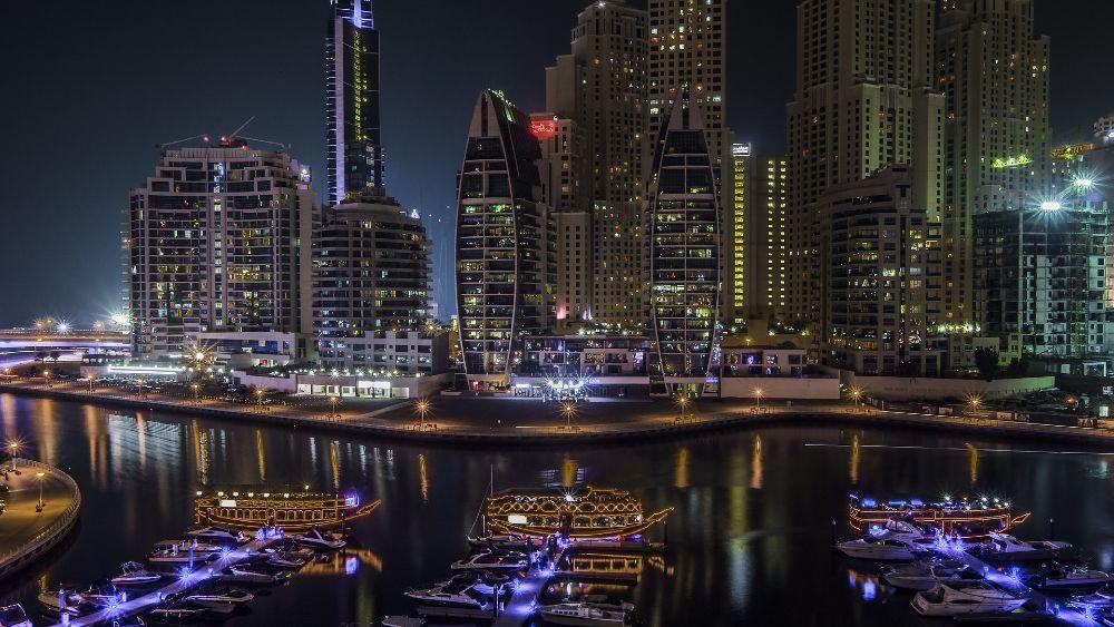 Dubai Marina top 10 attractions in Dubai
