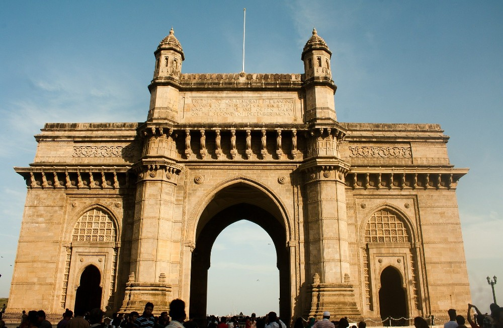 Gateway of India historical places in India