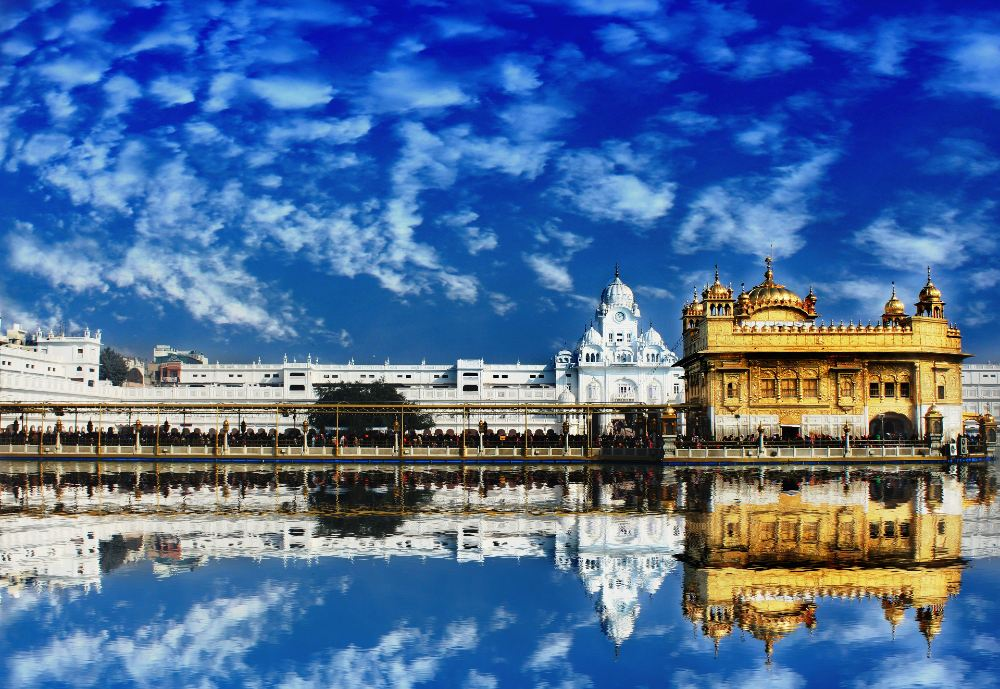 Golden Temple historical places in India