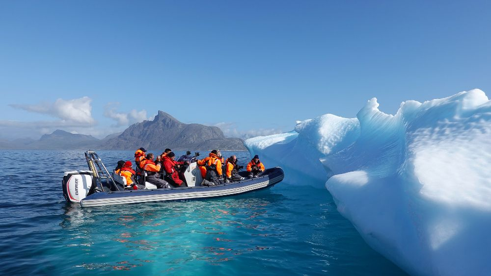 Greenland top adventure places in the world