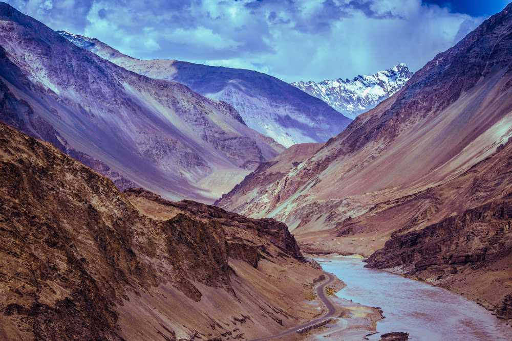 India top adventure places in the world