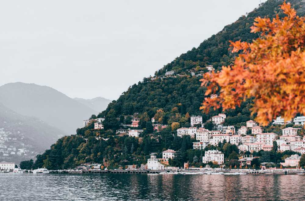 Lake Como in Italy top 10 lakes in the world