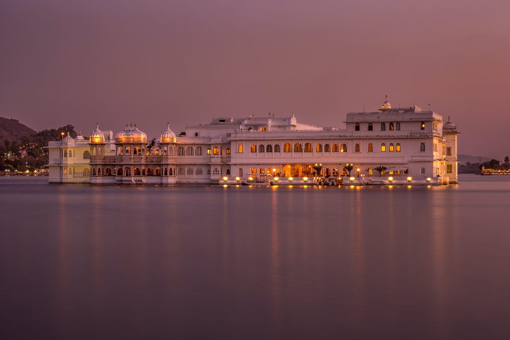 Lake Pichola in India top 10 lakes in the world