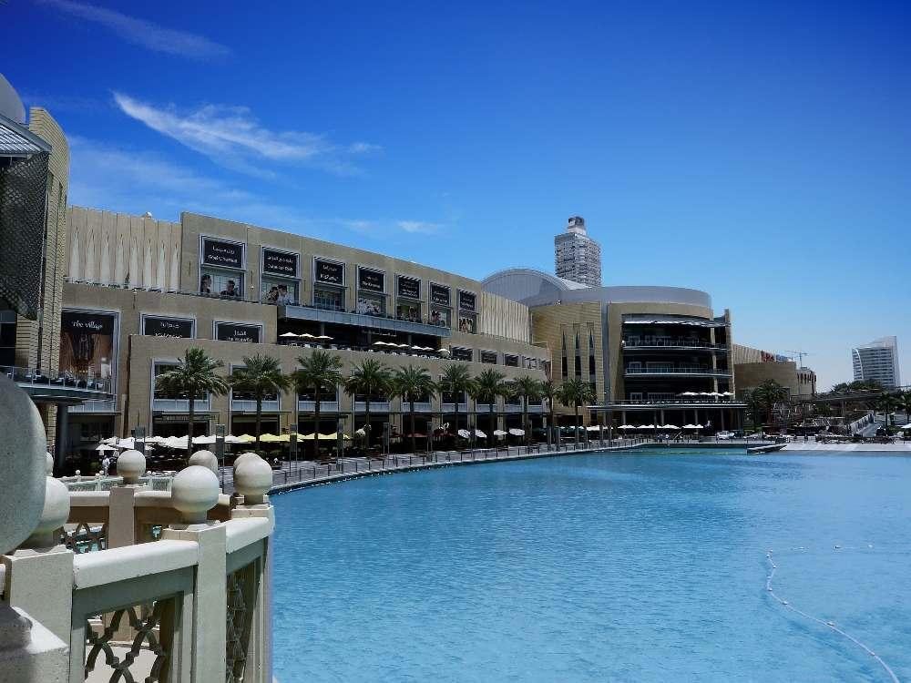The Dubai Mall top 10 attractions in Dubai