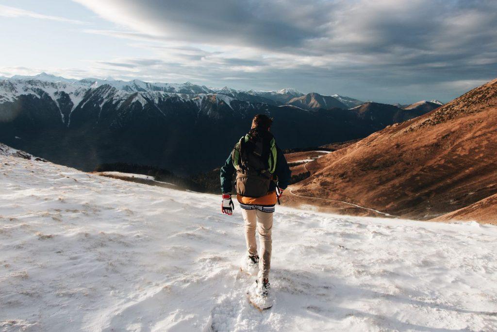mountain climbing places