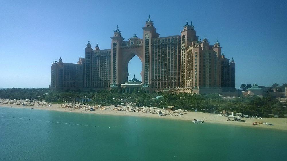 palm jumeirah top 10 attractions in Dubai