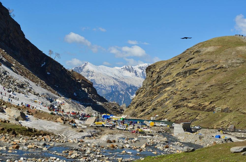 Mountains, Hills in Shimla