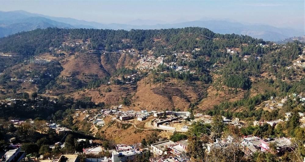 Mountains, Hills in Uttarakhand