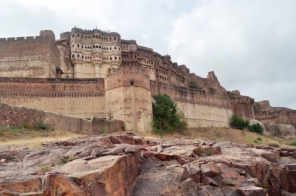 fort castle in Jodhpur