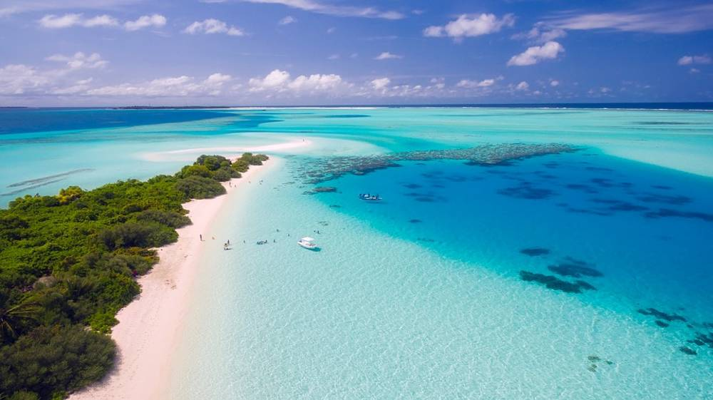 beach, Maldives, sea