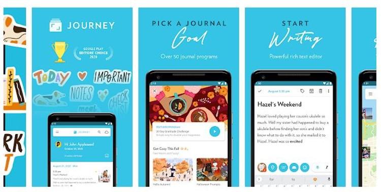 Journey Diary Journal